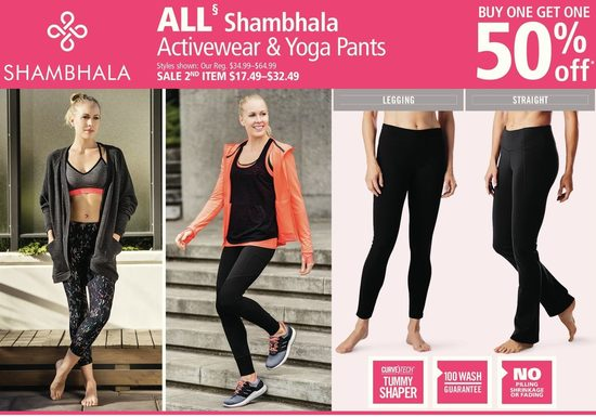 cd8cd94d83690 All Shambhala Activewear & Yoga Pants | YP.ca