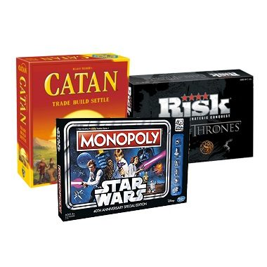 Take Up to 30% Off Select Board Games + More!