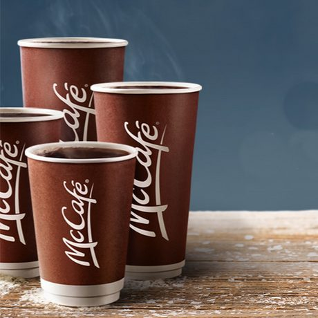 Get Any Size McCafé Coffee for $1.00, April 9-29