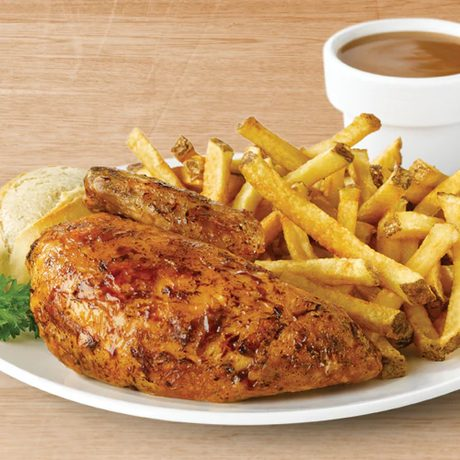 Get a Quarter Chicken Lunch for $8.99!