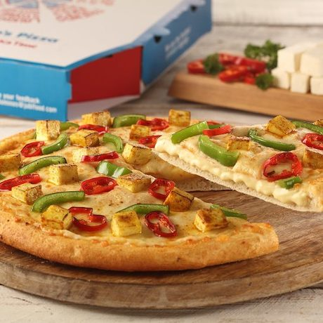 Take 50% Off All Pizzas Until August 19!