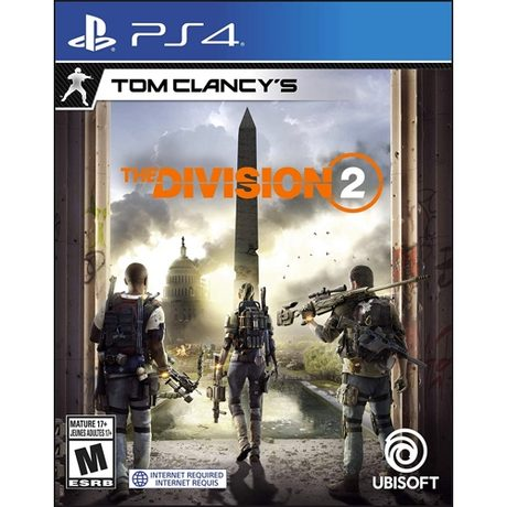 Pre-Order The Division 2 For $59.96