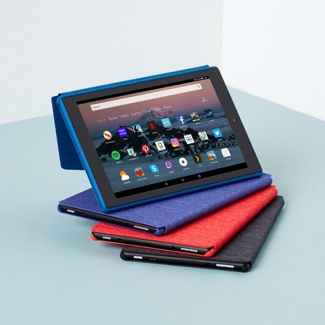 Take Up to $40 Off All Fire Tablets!