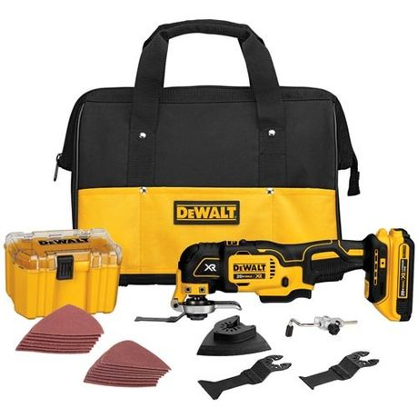 DeWALT Oscillating Multi-Tool Kit $160 + More!