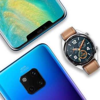 Free Huawei Watch GT with Mate 20 Pro Purchase