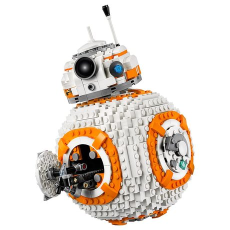 Get the LEGO Star Wars BB-8 Set for $89 + More!