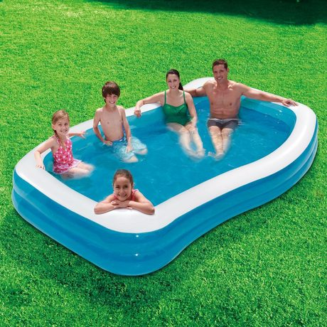 Get a Funatic Inflatable Family Pool for $30!