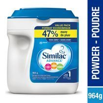 Similac Advance Step 1 Or 2 Total Comfort