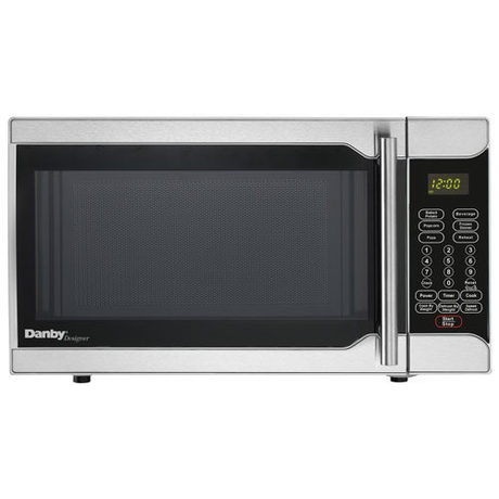 Danby 0.7 Cu.Ft. Stainless Steel Microwave