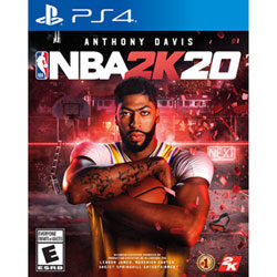 PS4/Xbox One NBA 2K20 Switch