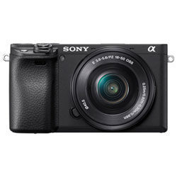 Sony a6400 Mirrorless Camera With 16-50 mm OSS Lens Kit