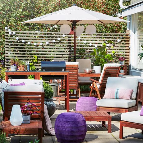 Take Up to 40% Off Outdoor Furniture at IKEA!