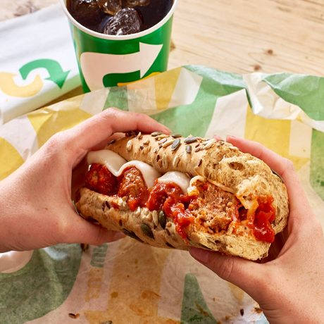 Get Select Subway Footlong Sandwiches for $7!