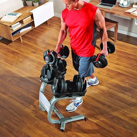 Get Bowflex Adjustable Dumbbells at Amazon.ca!