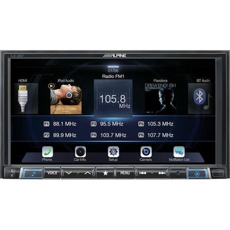Alpine Digital Media Receiver