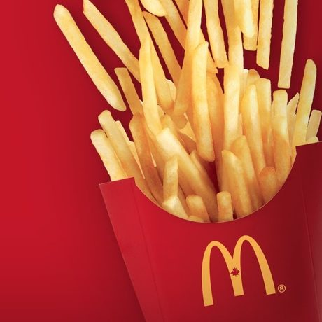 Get FREE Fries When the Raptors Score 12 Threes!