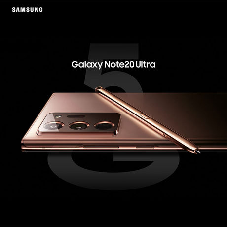 Pre-Order the New Samsung Galaxy Note20 Ultra 5G!