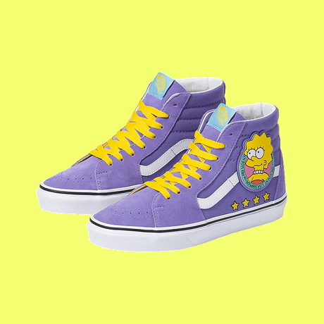 Shop the Vans x Simpsons Collection at Sport Chek!