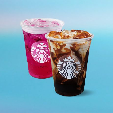 BOGO FREE Drinks at Starbucks Until August 16!