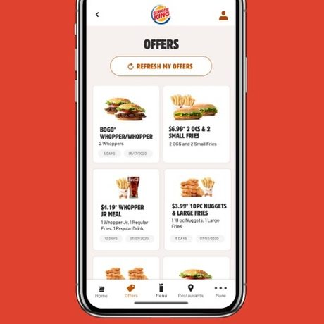 NEW Burger King Coupons Are Available Now!