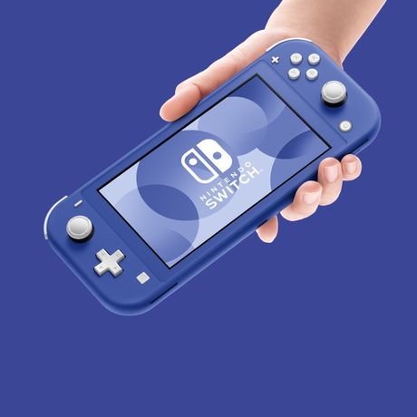 Pre-Order the Blue Nintendo Switch Lite Now!