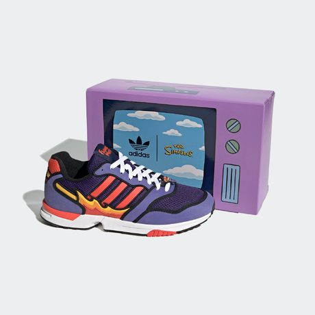 Get adidas x The Simpsons Flaming Moe Shoes!
