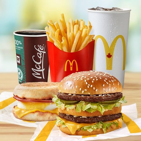 NEW McDonald's Digital Coupons Are Available Now!