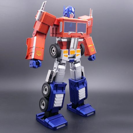 Pre-Order the Auto-Converting Optimus Prime Now!