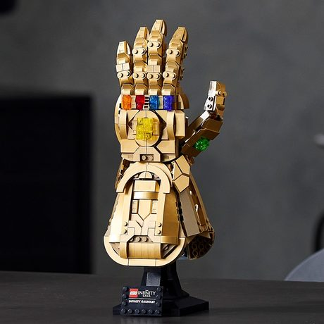 Pre-Order the New LEGO Marvel Infinity Gauntlet!