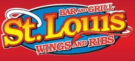 Half Price Wings Tuesdays at St. Louis