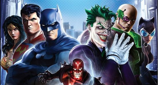 DC Universe Online Goes Free to Play (PC, PSN)
